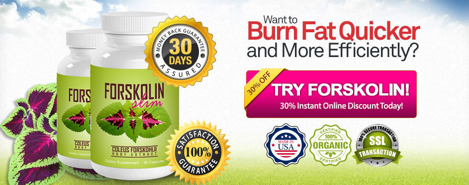 forskolin USA